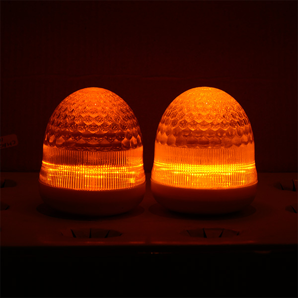 黄色LED比較(側面)