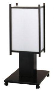 灯篭タイプ:和風スタンドW550×H1060×D550