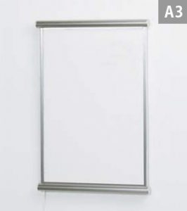 壁面ビス止めタイプ ラモードライト (A3タテ)