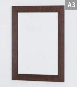 壁掛けタイプ ラモードライト 枠太タイプ(A3)