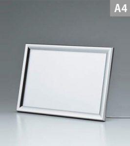 小型LEDライトパネル卓上・吊り下げ兼用タイプ(A4)