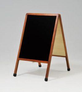 A型-木製マーカースタンド(小)