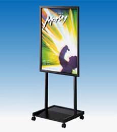 LEDパネル専用スタンド:500×1670×483
