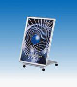 LEDパネル専用スタンド:550×963×484