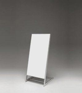 傾斜型片面-スリムスタンダード:454×1015×450