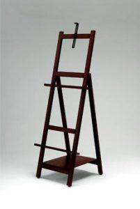 本体写真スリムな木製イーゼル1