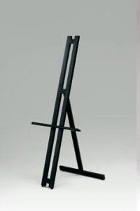 本体写真ススリムな木製イーゼル2